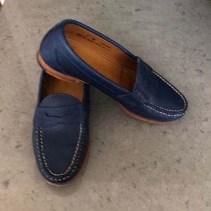 GH Bass weejuns penny loafers made in Maine!